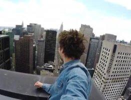 New York Bakery Selfie 'Bagels'