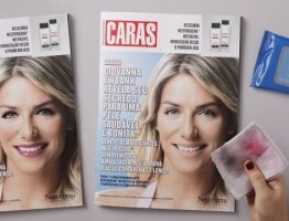 Caras Interactive Cover