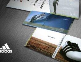 Adidas Pro Golf Catalogue