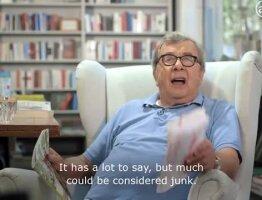 Literary critic reviews IKEA catalogue