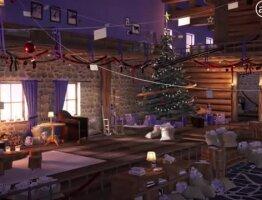 L'atelier des lettres de Noël