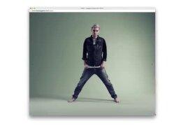 Diesel Jogg Jeans Responsive Lookbook