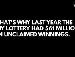 new york lottery is this you