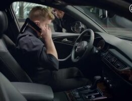 The Luxury Experts - Test Drive