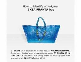 Ikea responds to Balenciaga