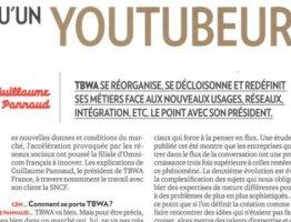 TBWA se réorganise, se décloisonne. Le point avec son président