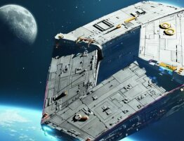 Diamond Spaceship 1