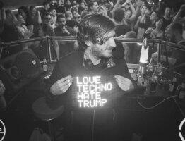Folk Protest Jacket DJ Emanuel Satie