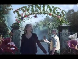 Enter the world of Twinings