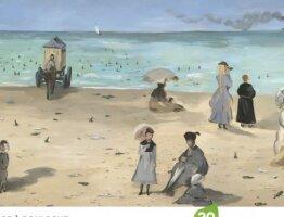 Sur la Plage À Boulogne