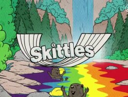 Give the rainbow