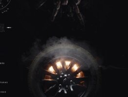 Chevrolet S10 Midnight - The New Creature of The Night - Print 2