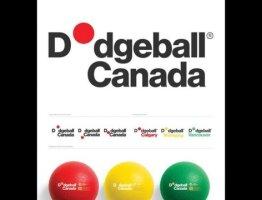 Dodgeball Canada Rebrand