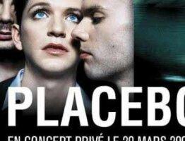 Concert privé Placebo (RATP)