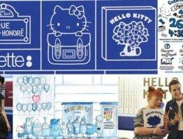 Opé RP: 40 ans Hello Kitty chez Colette