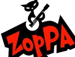 Zoppa Logo Design