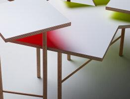 WERKSTÜCK Edition 002: Documentation of Yo Shimada's Utsuri Table