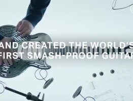 The Smash-proof Guitar