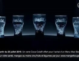 McDonald's - Collection 100 ans de Coca Cola