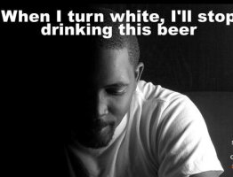 WHEN I TURN WHITE