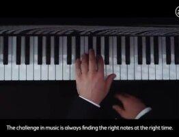LOUIS XIII Cognac presents One Note Prelude by Yaron Herman