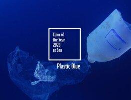 Plastic Blue