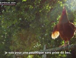 Les Fermiers de Loué présentent leur candidat aux élections municipoules 2020