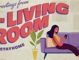 "Greetings From Home: ""Living Room 2"""