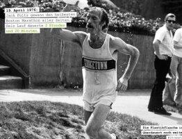 Forever Lasting Moments - Boston Marathon