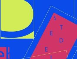 Poster Stedelijk Museum Amsterdam