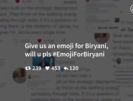 MTV Justice for Biryani
