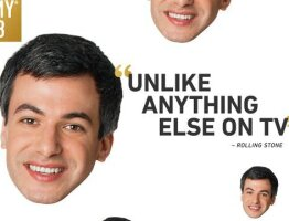 Comedy Central Emmys Art: Nathan For You