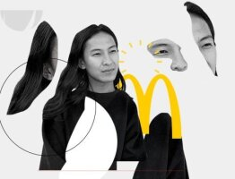 Who did it first? McDonald's vs. Alexander Wang