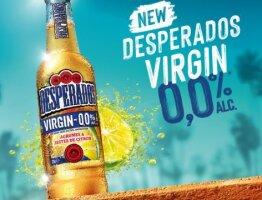 New Desperados Virgin 0.0%