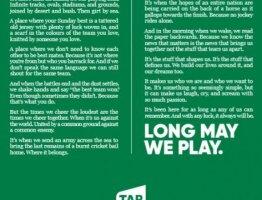 Long May We Play