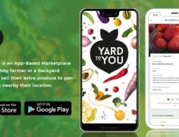 APP-BASED MARKETPLACE FOR FARMERS