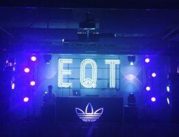 Adidas Product Launch