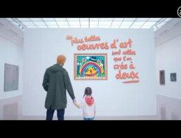 Les plus belles oeuvres d'art sont celles que l'on créé à deux