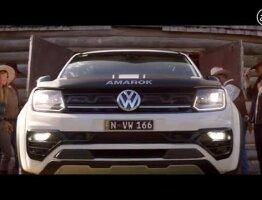Introducing the Volkswagen Amarok V6 Walkinshaw Series
