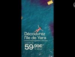 Découvrez l'île de Yara
