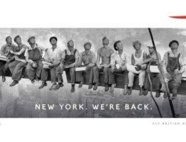 New York. We're Back