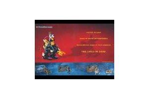2000 Brunico Inc - Gold - Best Toy Advertisig