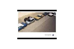 2004 Cannes Lions International Festival of Creativity - Press Grand Prix - Other Vehicles, Auto Products & Services
