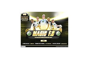 2010 Loerie Awards - Gold - Digital - Microsite