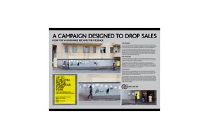 2010 Loerie Awards - Campaign Gold - Ambient Media Advertising