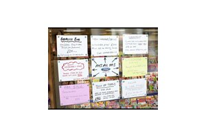 2010 Carnyx Group Ltd - Chip - Best use of a shop window postcard space