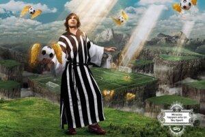 2012 The Institute - Advertising Angel Campaign - Art, Culture, Media & Entertainment