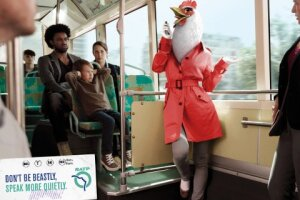 2012 The Institute - Advertising Angel Campaign - Social services, Public Awareness