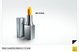 2012 The Institute - Advertising Angel Campaign - Automotive and Automotive Products