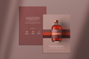 2020 The Mobius Advertising Awards - Mobius - Label Design